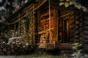 Jak się buduje domy z drewna hbe?